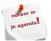 Startweekend 8 en 9 september